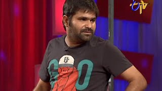 Jabardasth - జబర్దస్త్ - Chalaki Chanti Performance on 16th April 2015
