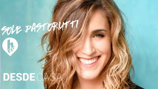 Sole Pastorutti en exclusiva en HTV en casa!
