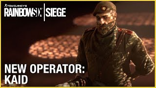 Rainbow Six Siege: Operation Wind Bastion - Kaid | Trailer | Ubisoft [NA]