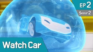 Power Battle Watch Car S2 EP02 The Second Guardian