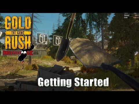 Gold Rush: The Game   Panning For Gold   The Beginning
