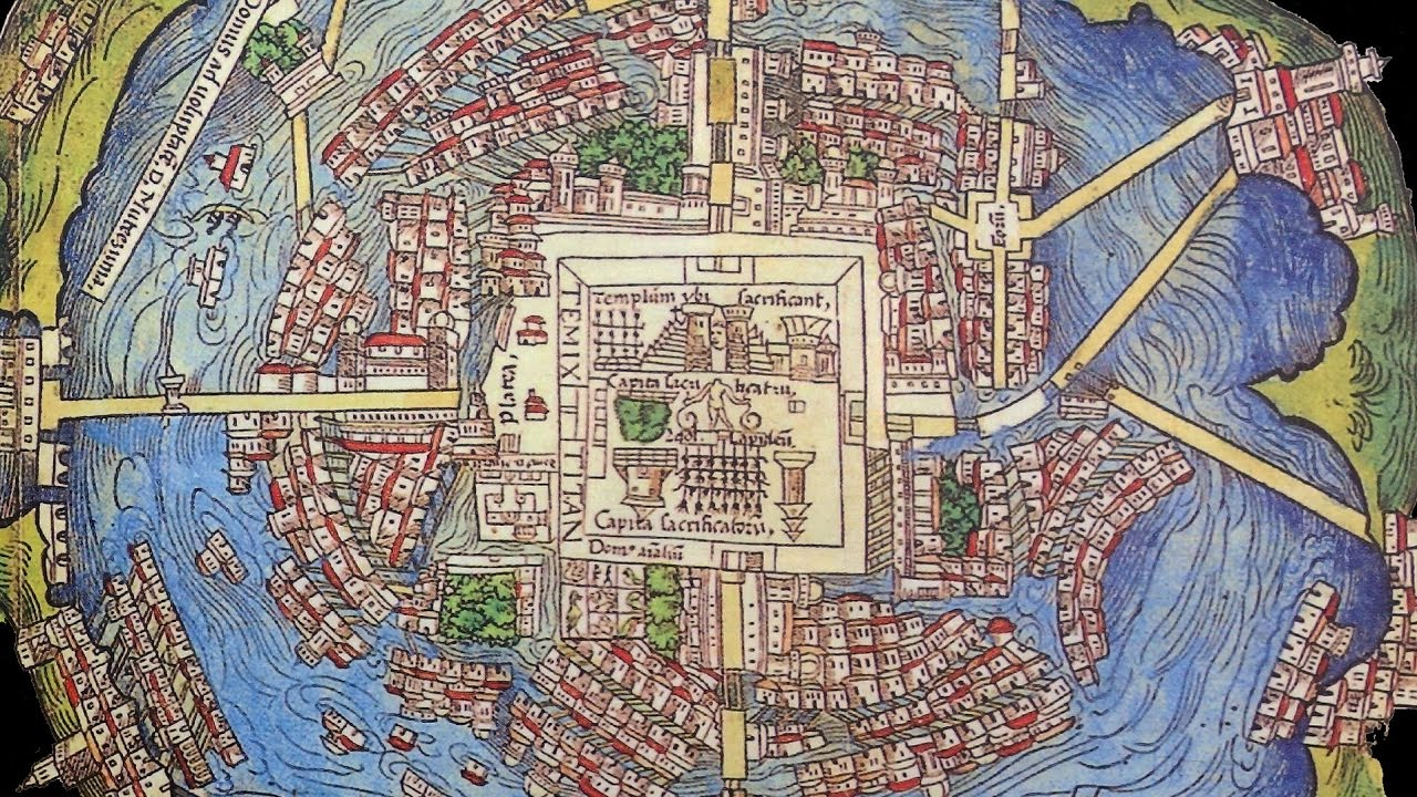An introduction to the history of aztecs