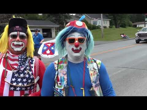 Acadian Festival Parade 2017