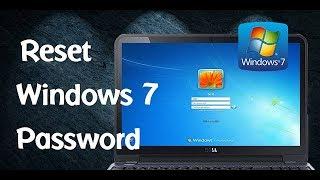 Reset HP Laptop Password Windows 7 in 1 Click. No System Restoration. No Data Loss.