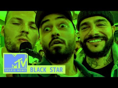 MTV SELFIE NEWS: Black Star