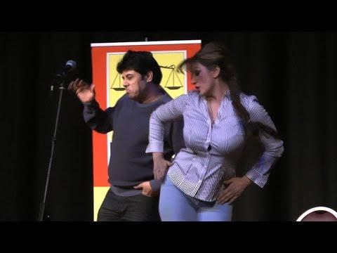 Dancer Saima Khan & Naseem Vicky Stage...