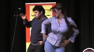 Repeat youtube video Dancer Saima Khan & Naseem Vicky Stage Dance HD