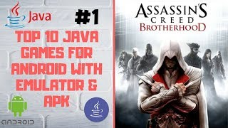 Top 10 Java Games For Android With Emulator And APK #1
