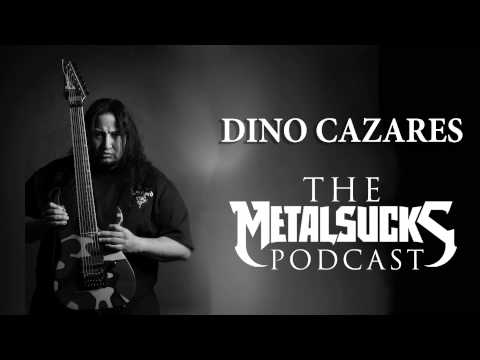 DINO CAZARES On The MetalSucks Podcast #109