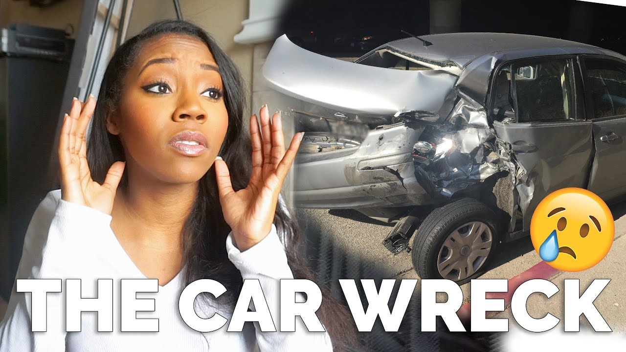 wreck my car
