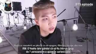 """[EPISODE] 150321 Rap Monster """"Do You"""" MV sketch! (Romanian Subs)"""