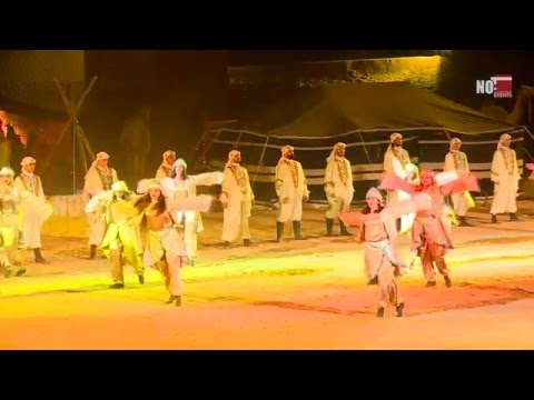 Sharjah Desert theater fisteval event