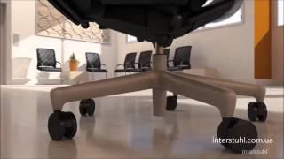 Xantos - офисное удобное кресло для стиля и комфорта, сделано в Германии.(Удобные офисные кресла от немецкого производителя офисных кресел Interstuhl предлагает официальный дилер этой..., 2015-04-01T07:54:18.000Z)