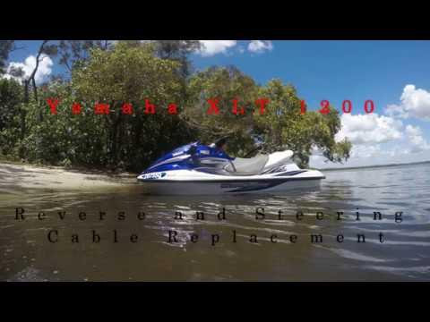 How To Change The Steering Cable On A Yamaha Waverunner Jet Ski
