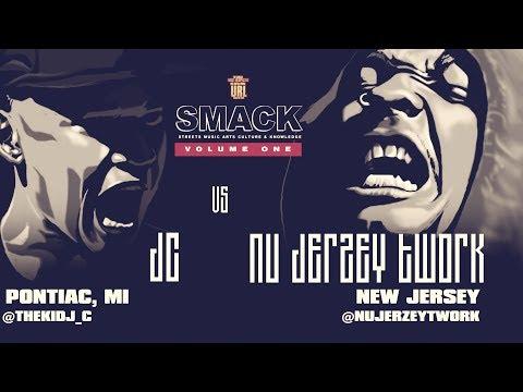 JC VS NU JERZEY TWORK SMACK/ URL RAP BATTLE | URLTV