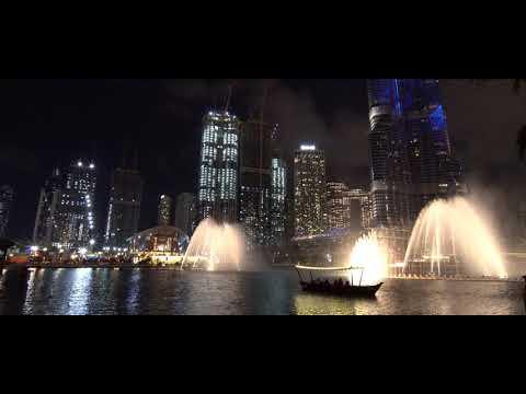 Dubai 2020 – Live Jazz / VR Park / Alserkal Avenue / Dubai Mall / Dubai Fountain