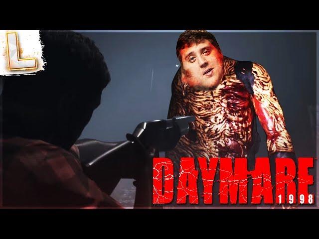 Daymare: 1998 Прохождение #2 - CAPCOM ПРИКРЫЛА ИНДИ ШЕДЕВР!