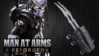 Predator Blades Alien vs. Predator - MAN AT ARMS REFORGED