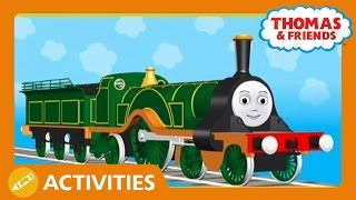 Emily Chuffs Play Along | Play Along | Thomas & Friends