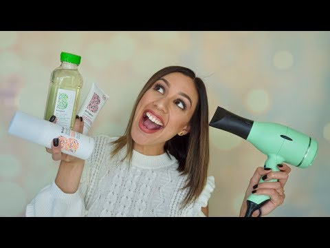 My Blowout Routine | From Wash to Dry!