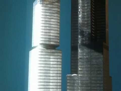 Lego Architecture: Towering Ambition