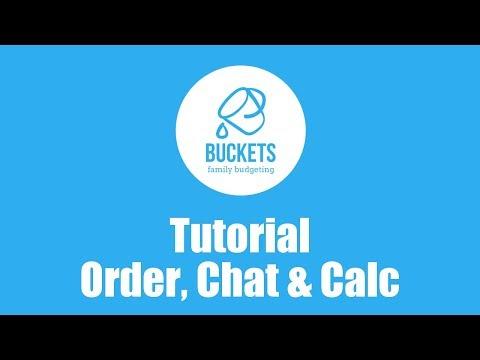 Buckets Tutorial 6: Order