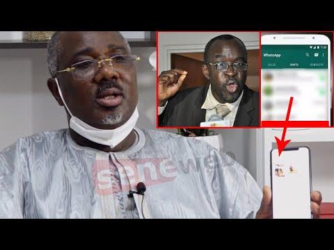Farba Ngom publie un audio explosif de Cissé Lô