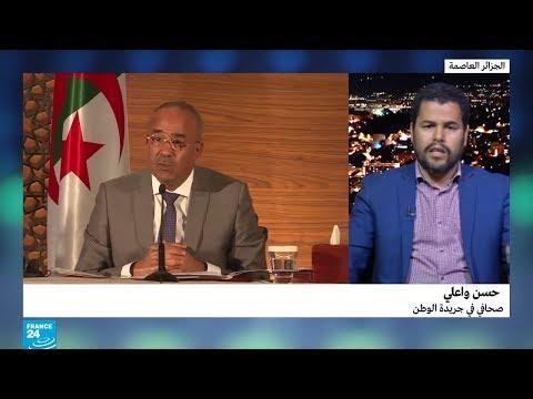 الجزائريون يرفضون بكثافة خارطة طريق أعلنها بوتفليقة  - نشر قبل 2 ساعة