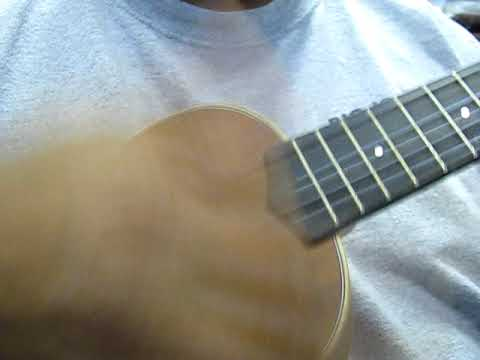 Kala standard solid koa Soprano ukulele musicguymic sound sample