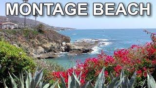 Montage Beach California  - Пляж Монтаж - Лагуна Бич - Orange County - FloridaSunshine