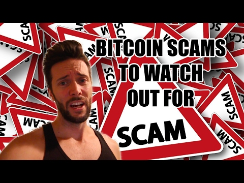 Bitcoin Scams, Ponzis and MLMs