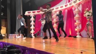 Adiye adiye ivaley tamil dance  by Bolly Express