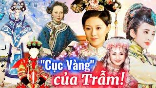 Top 3 Phi Tần được các Hoàng Đế nhà Thanh CƯNG NHƯ TRỨNG | Cái Đẹp đè bẹp cái Nết