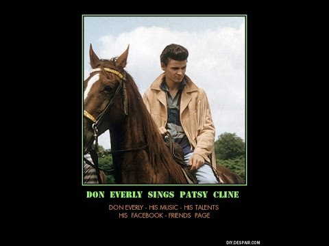 Don Everly sings Patsy Cline ~ Sweet Dreams ~