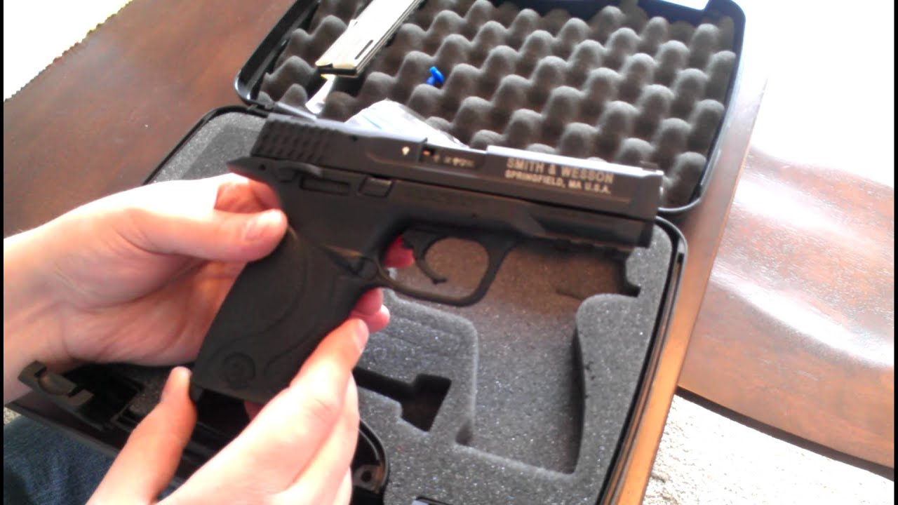 Smith And Wesson M&P22 .22 Unboxing, Field Strip Detailed