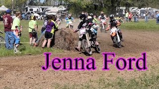 Jenna Ford 2016 First Half Highlight Video