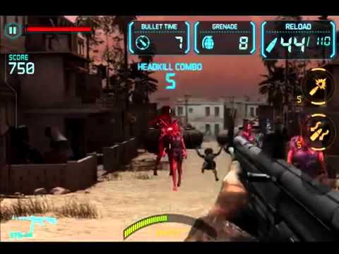 Gun Zombie 2 - Free Trailer - iOS