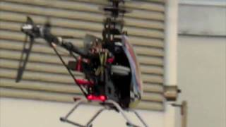 Flying T-Rex 500 ESP