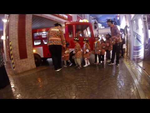 City for kids - Kidzania Kuala Lumpur Malaysia