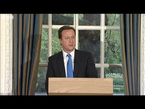 David Cameron's Speech - BBC - Election 2010