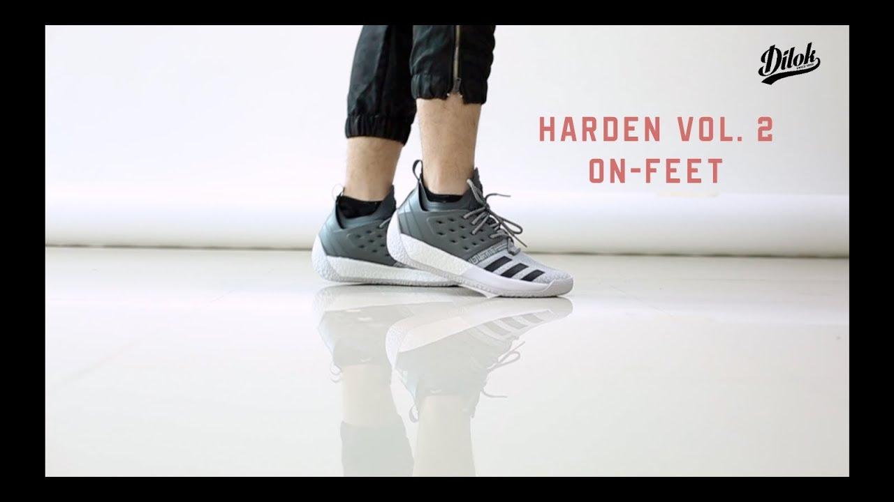 adidas harden 2 concrete