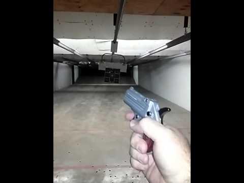 Cobra Derringer 9mm @ The Range