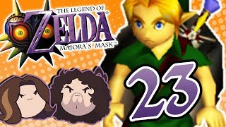 Zelda Majora's Mask: Warning You With Peace and Love - PART 23 - Game Grumps