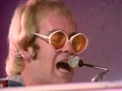 Elton John - Crocodile Rock (Live at the London Palladium 1972)