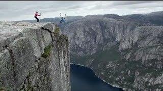 Thrillseekers Adventure Film Festival - a video round-up