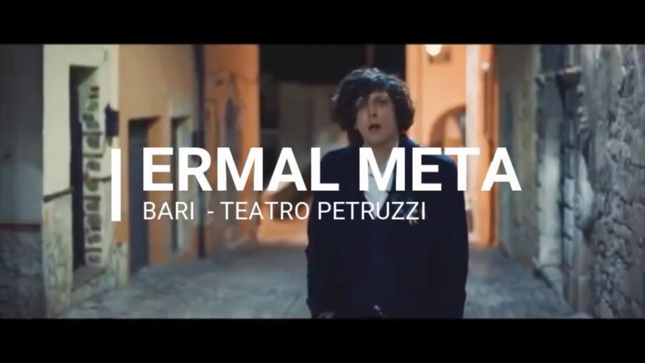 Concerto Live Ermal Metal | 6 Marzo Bari - Servizio Bus