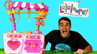 LaLaLoopsy Magic Kitchen Unboxing ! || Toy Review  || Konas2002