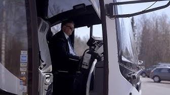 Yhteistyössä Pohjolan liikenne: Kuljettajat