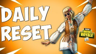 FAR OUT MAN - Fortnite Daily Reset NEW Items in Item Shop