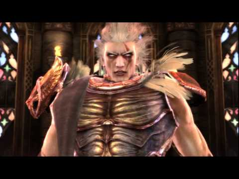 Soul Calibur IV Story Mode Algol